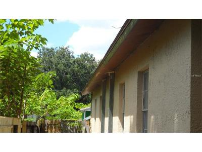 Tampa Multi Family Home For Sale: 8405 N 10th Street