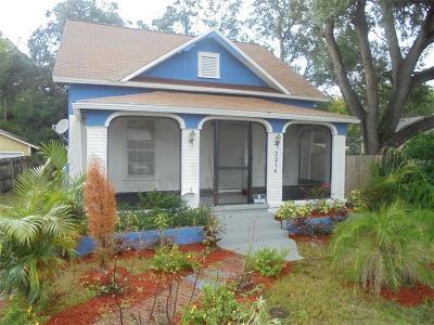Tampa Single Family Home For Sale: 3514 E 9th Avenue
