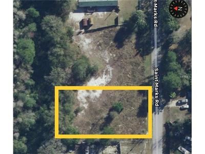 Residential Lots & Land For Sale: Saint Marks