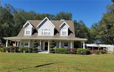 Pasco County Single Family Home For Sale: 31035 Amberlea Road