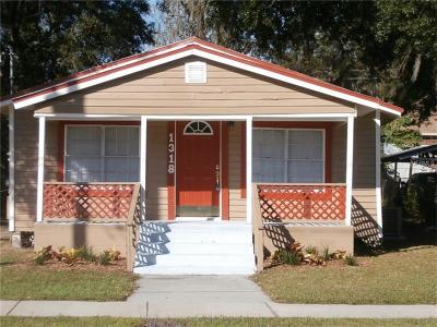 Plant City Single Family Home For Sale: 1318 E Renfro Street