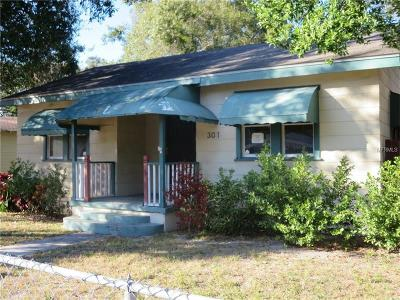 Tampa Single Family Home For Sale: 301 W Osborne Avenue