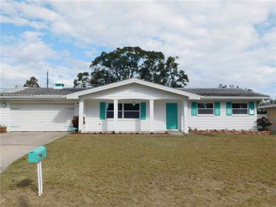 Clearwater Single Family Home For Sale: 1460 Jasmine Way