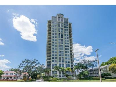Condo For Sale: 3203 Bayshore Boulevard #1102
