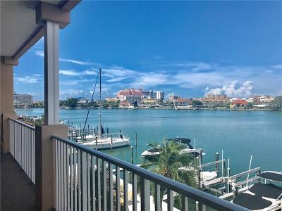 Clearwater, Clearwater Beach Condo For Sale: 692 Bayway Boulevard #304