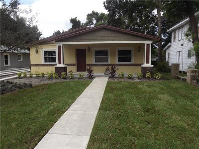 Tampa Single Family Home For Sale: 1101 E 33rd Avenue