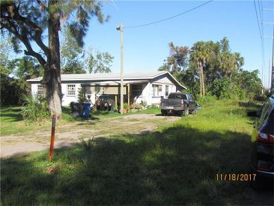 Tampa Single Family Home For Sale: 4724 Trenton Street