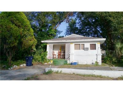Tampa FL Single Family Home For Sale: $45,000
