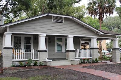 Single Family Home For Sale: 412 E Hamilton Avenue