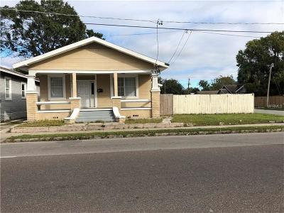 Tampa Single Family Home For Sale: 3413 N 15th Street