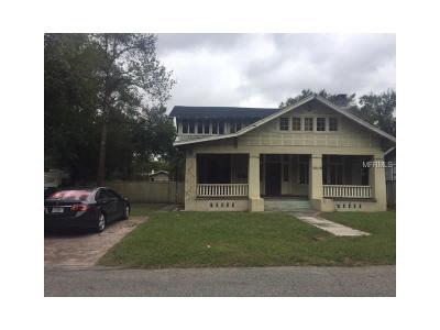 Single Family Home For Sale: 5608 N Seminole Avenue