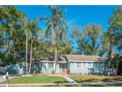 Single Family Home For Sale: 3803 W Empedrado Street