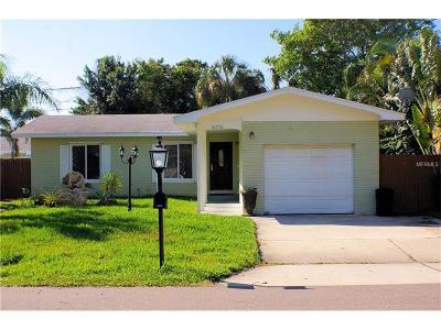 Redington Beach Single Family Home For Sale: 16216 2nd Street E
