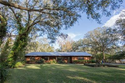Plant City Single Family Home For Sale: 4314 Strauss Road