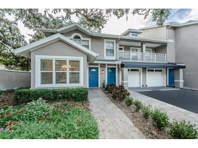Tampa Condo For Sale: 4807 Bayshore Boulevard #E1