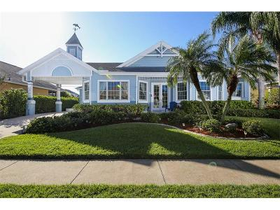 Bradenton Single Family Home For Sale: 4746 Pinnacle Drive