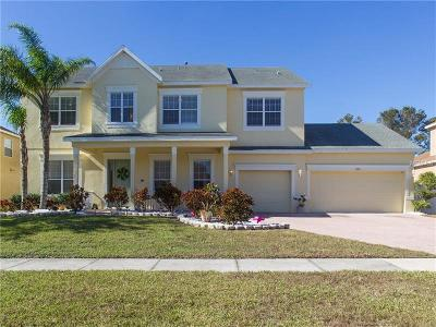 Clermont Single Family Home For Sale: 3348 Tumbling River Drive