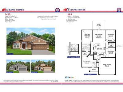 Hudson Single Family Home For Sale: 13171 Precept Way