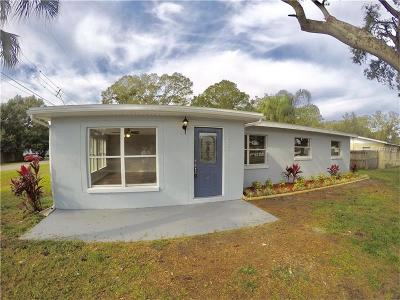 South Tampa Sub Single Family Home For Sale: 3425 S 78th Street