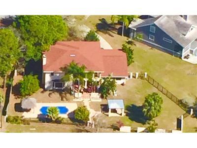 Tarpon Springs Single Family Home For Sale: 1023 Beaver Drive