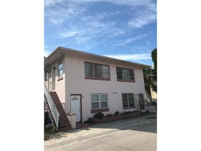Treasure Island Multi Family Home For Sale: 111 86th Avenue