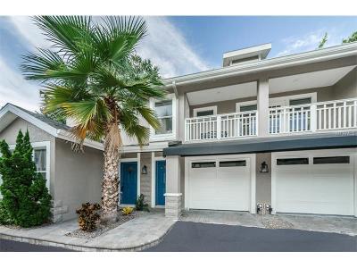 Tampa Condo For Sale: 4807 Bayshore Boulevard #E2