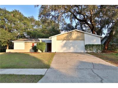 Temple Terrace Single Family Home For Sale: 9405 Bellhaven Street