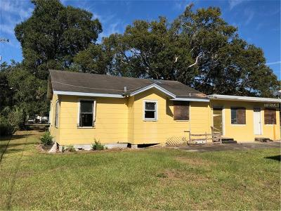 Plant City Single Family Home For Sale: 5903 W Us Highway 92