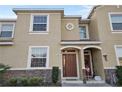 Plant City Townhouse For Sale: 1906 Greenwood Valley Drive