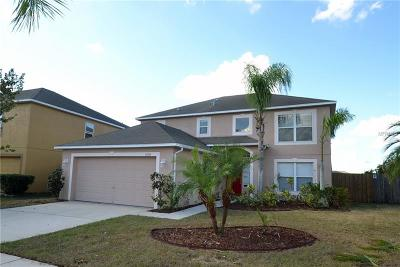 Hernando County, Hillsborough County, Pasco County, Pinellas County Rental For Rent: 13519 Mango Bay Drive