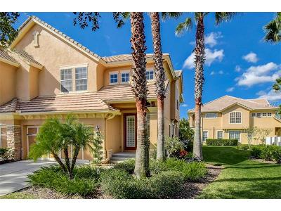 Tampa Townhouse For Sale: 14544 Mirabelle Vista Circle