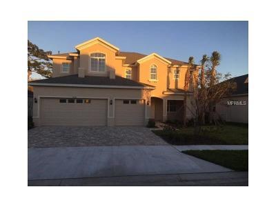 Land O Lakes Single Family Home For Sale: 8506 Eagle Brook Drive