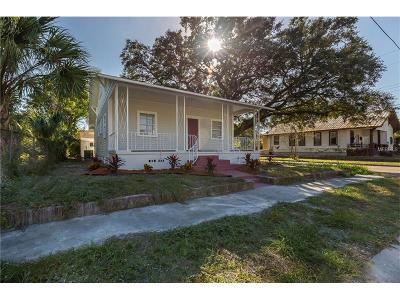 Tampa Single Family Home For Sale: 1308 E 18th Avenue