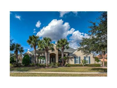 Land O Lakes Single Family Home For Sale: 3017 Sunset Lakes Boulevard