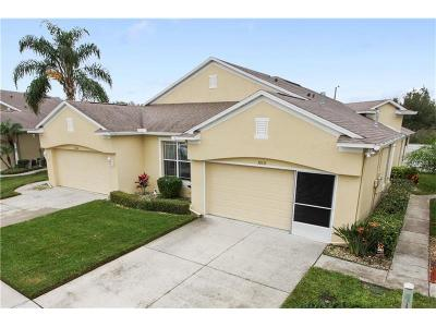 Wesley Chapel Villa For Sale: 30533 Lettingwell Circle