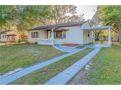 Single Family Home For Sale: 1018 N Bask Drive
