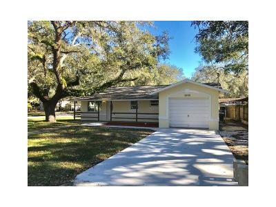 New Port Richey Single Family Home For Sale: 9208 Outpost Drive
