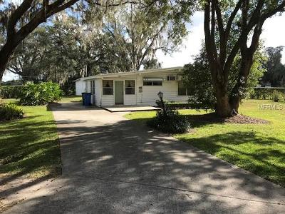 Plant City Single Family Home For Sale: 3602 N Wilder Road