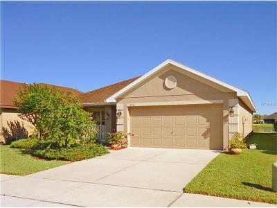 Wimauma Single Family Home For Sale: 14430 Barley Field Drive