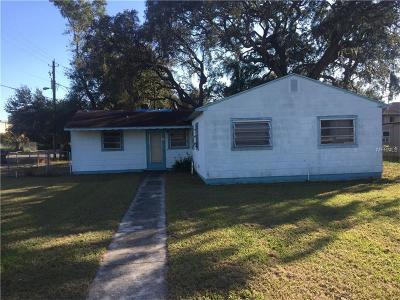 Tampa Single Family Home For Sale: 319 E Althea Avenue