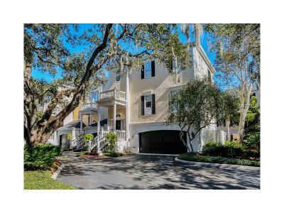Tampa Condo For Sale: 6212 Bayshore Boulevard #D