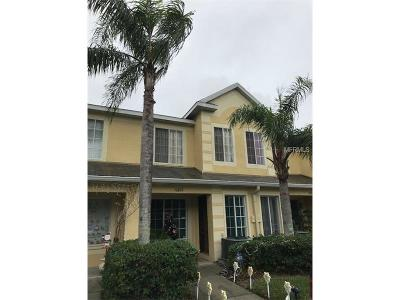 Townhouse For Sale: 10809 Keys Gate Drive