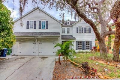 Tampa Single Family Home For Sale: 3105 W Oakellar Avenue