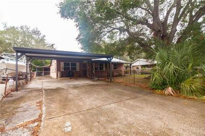 Hillsborough County, Pasco County, Pinellas County Single Family Home For Sale: 3406 W Paxton Avenue