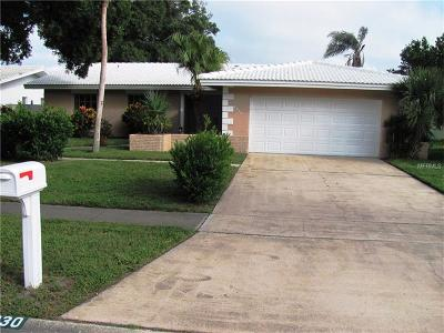 Clearwater Single Family Home For Sale: 2030 Coronet Lane