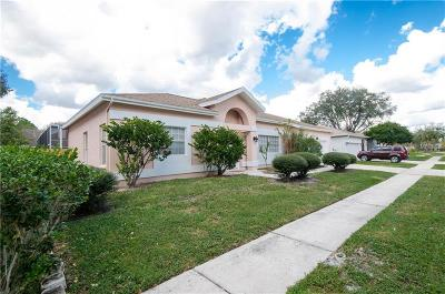 Tampa Single Family Home For Sale: 18910 Pebble Run Way