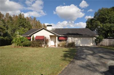 Tampa Single Family Home For Sale: 12215 Snead Place