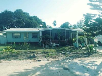 Clearwater Single Family Home For Sale: 2135 Burnice Drive