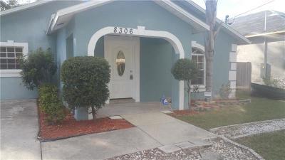 Tampa Single Family Home For Sale: 8306 El Portal Drive