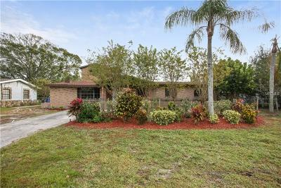 Hillsborough County Single Family Home For Sale: 404 13th Street SW
